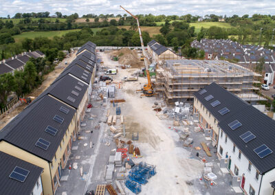 Thermohouse Killarney House Development Construction Project
